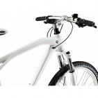 "BMW CRUISE BIKE 28"" (NBG III) WHITE PEARL"