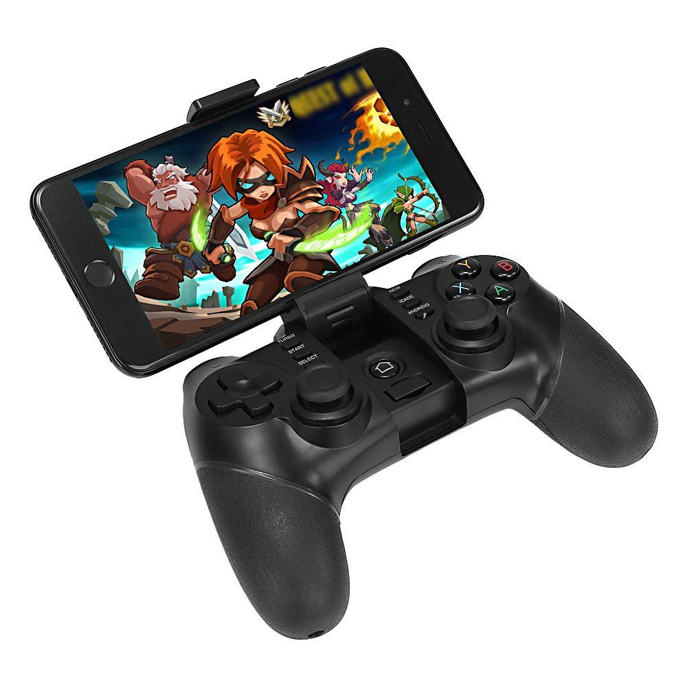 Ipega 9076 3 in 1 Bluetooth, 2.4G Wireless Gamepad Bluetooth for iPhone/samsung/HTC/MOTO / Android TV Box, Android TV, PC