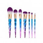 ΣΕΤ ΠΙΝΕΛΑ ΜΑΚΙΓΙΑΖ - VCOLOR PROFESSIONAL WOMEN MAKEUP BRUSH SET 7 ΤΕΜΑΧΙΩΝ (GOLD/BLUE/RED)