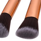 ΣΕΤ ΠΙΝΕΛΑ ΜΑΚΙΓΙΑΖ - MARBLING PROFESSIONAL WOMEN MAKEUP BRUSH SET 9 ΤΕΜΑΧΙΩΝ (GOLD-WHITE)