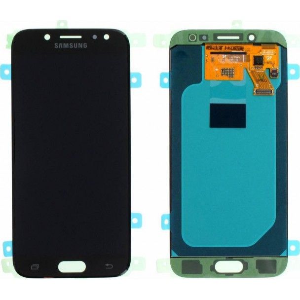 ΟΘΟΝΗ SAMSUNG GALAXY J5 2017 SM-J530F BLACK LCD & DIGITIZER ΓΝΗΣΙΑ (GH97-20738A) ORIGINAL