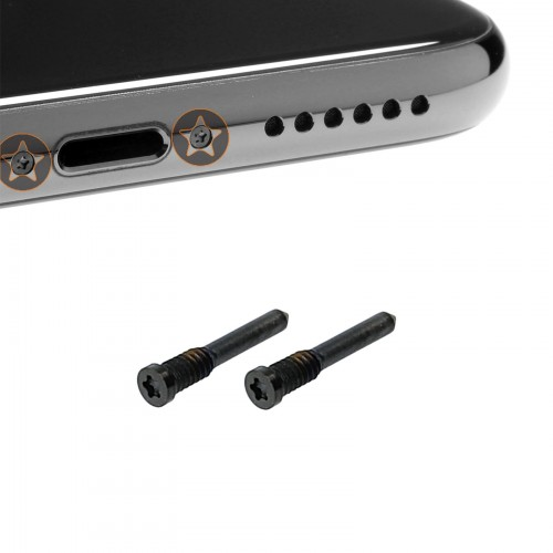 iPhone screws